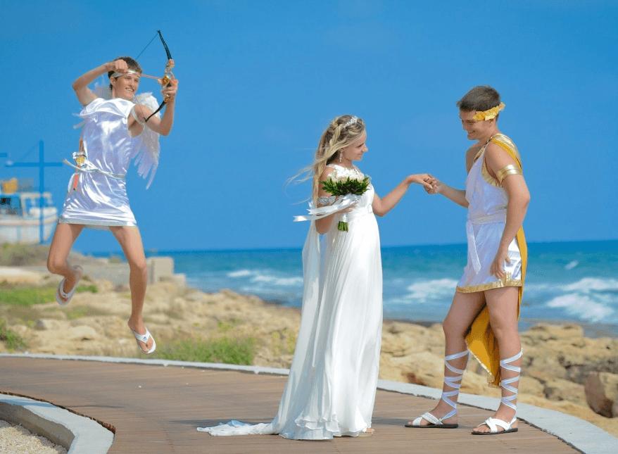 Свадьба на Северном Кипре