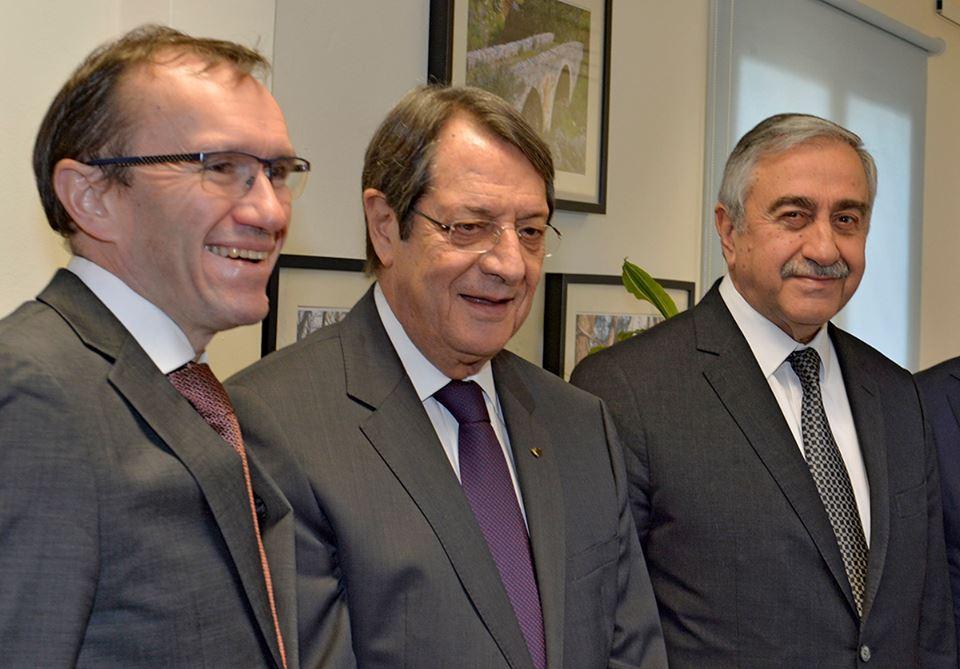 ООН: Кипр пока неготов к новейшей международной конференции повоссоединению